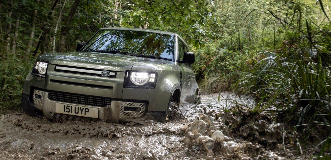 Jaguar Land Rover phát triển các phương tiện sử dụng vật liệu nhẹ trong tương lai