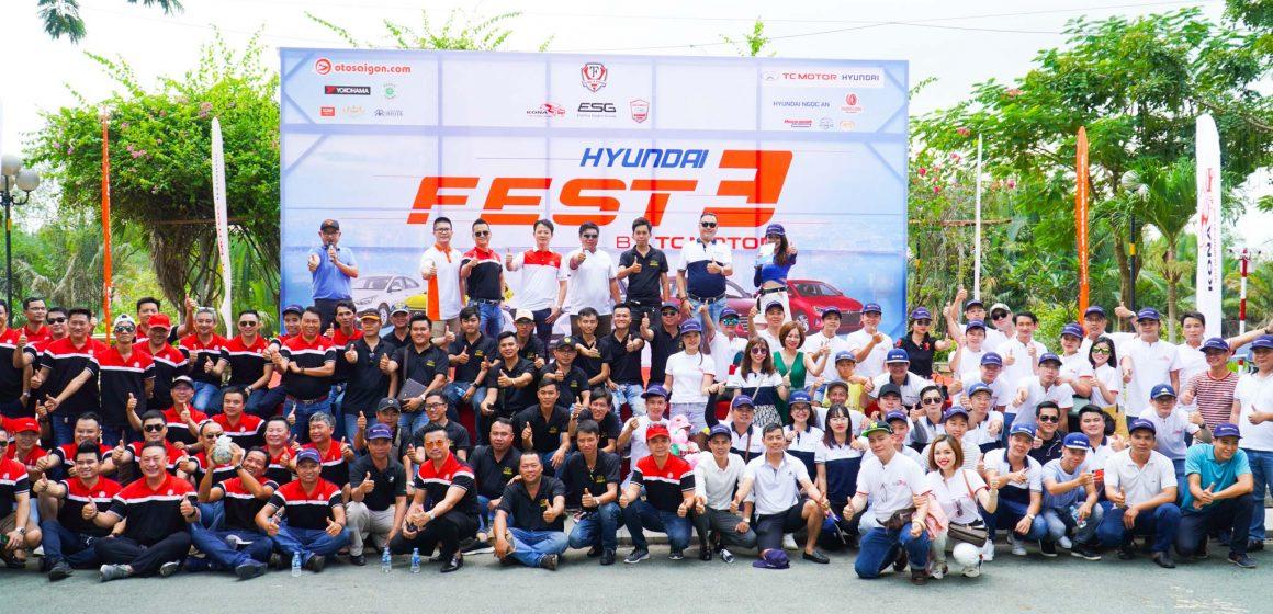 Hyundai Fest 3 – Nối vòng tay lớn