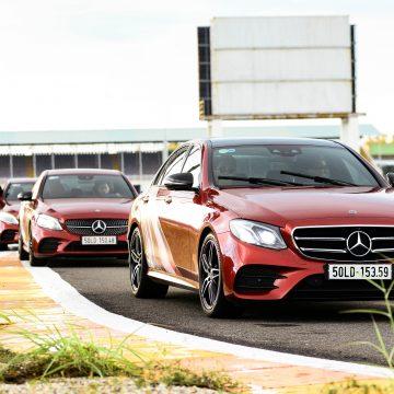 Chính thức khởi động sự kiện Học viện Lái xe An toàn Mercedes-Benz 2020