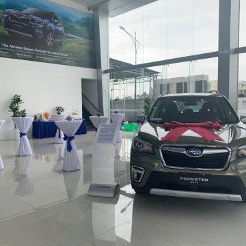 Ưu đãi cuối năm hấp dẫn cho xe Subaru Forester. Giá chỉ từ 899 triệu đồng