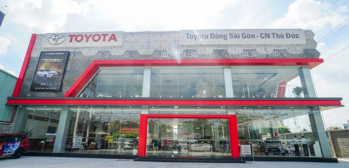 Ra mắt đại lý Toyota Đông Sài Gòn – Chi nhánh Thủ Đức