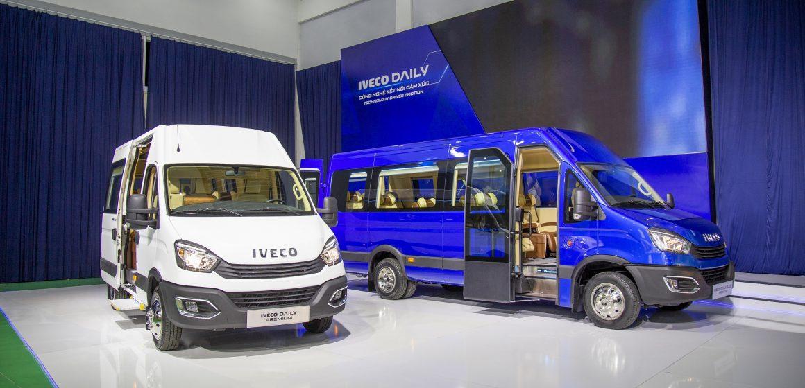 THACO giới thiệu mẫu minibus IVECO DAILY