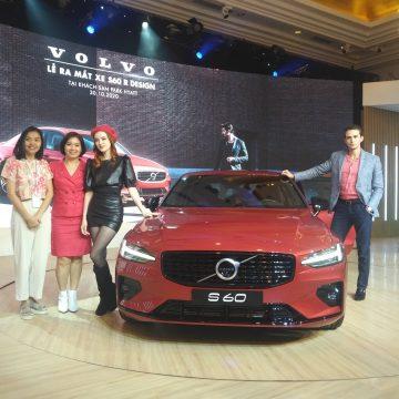 Volvo Car Vietnam chính thức ra mắt Volvo XC90 T8 & Volvo S60 R Design