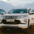 Mitsubishi Pajero Sport 2020 – Oai phong, lạnh lùng, quý ông thực thụ trong phân khúc SUV 7 chỗ