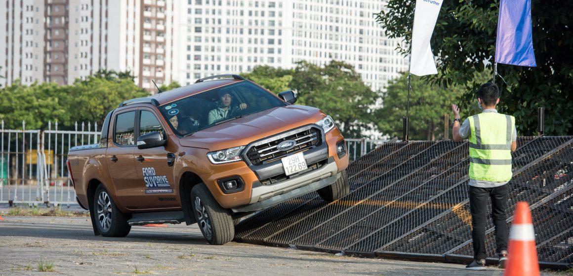 Khám phá công nghệ chống tiếng ồn, rung, xóc trên xe Ford