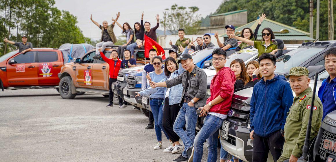 Ford VN hỗ trợ người dân Miền Trung ổn định cuộc sống sau thiên tai