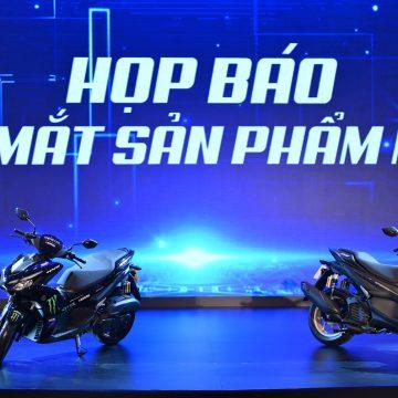 Với giá bán 53 triệu đồng, Yamaha NVX 155 VVA All New có gì hấp dẫn?