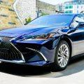 Lexus ES phiên bản 2021. Tăng an toàn, giá không đổi