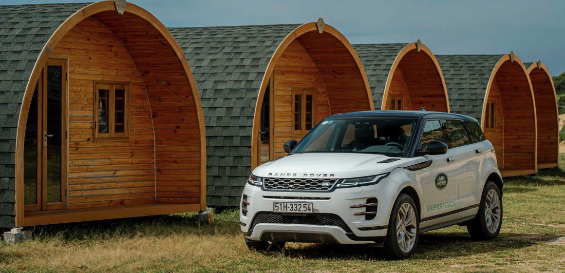 Sở hữu Range Rover Evoque và Range Rover Vogue nhận ngay ưu đãi 10% trên giá bán