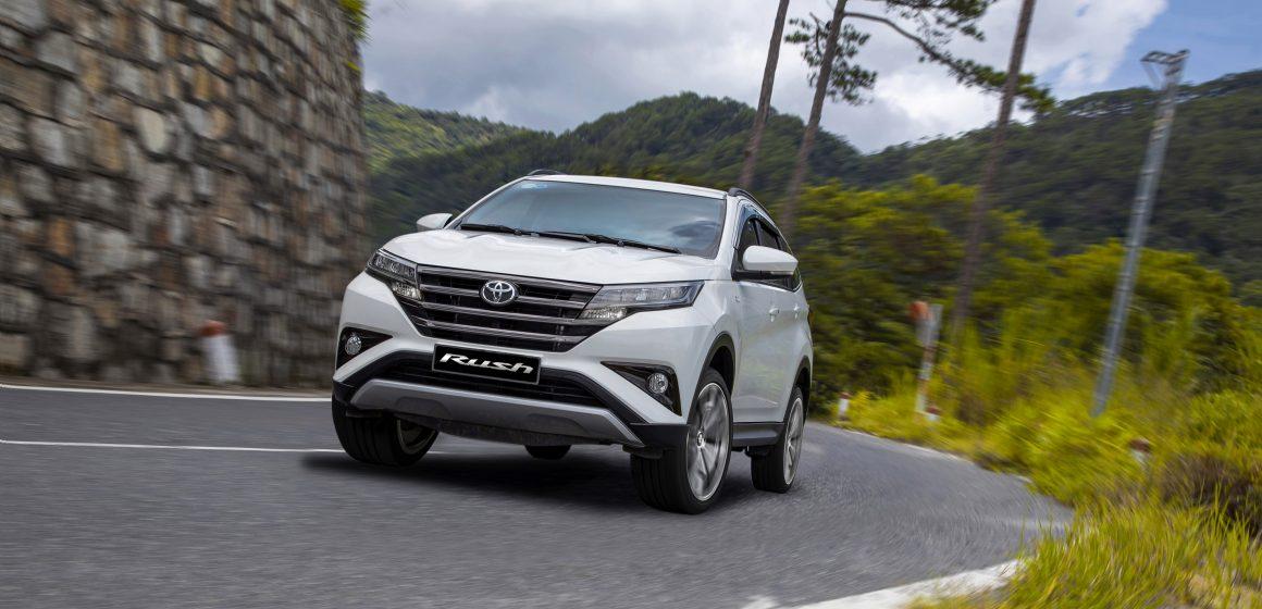 Cơ hội hấp dẫn để sở hữu ngay Toyota Rush
