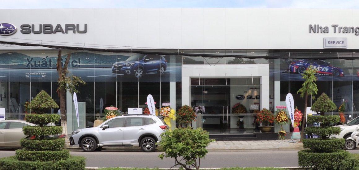 Motor Image Việt Nam tiếp tục mở rộng hệ thống phân phối với Subaru Nha Trang