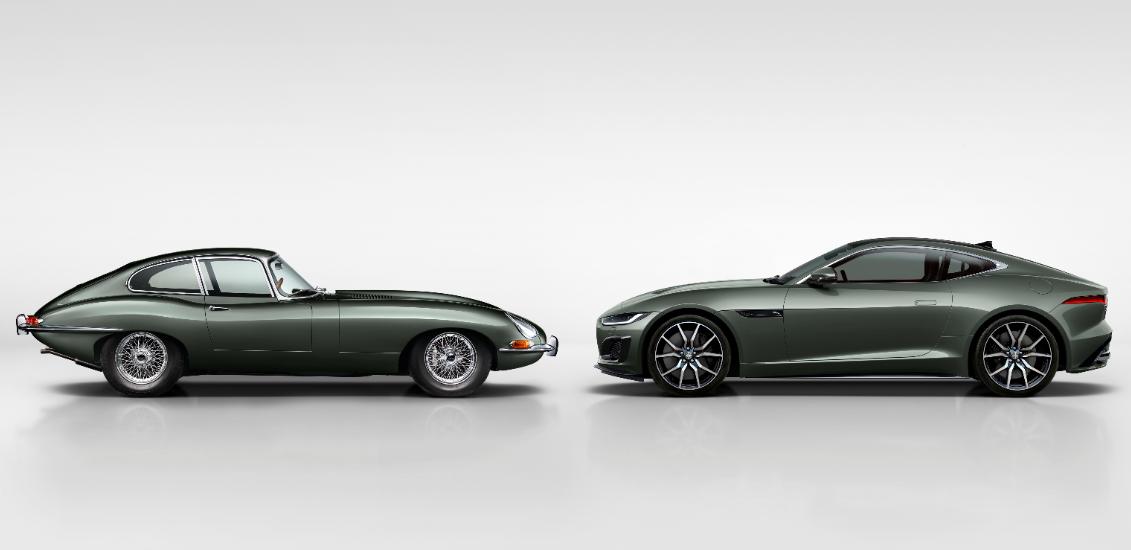 Phiên bản di sản của Jaguar F-Type 60 mới kỷ niệm dấu mốc kim cương của dòng xe E-Type huyền thoại