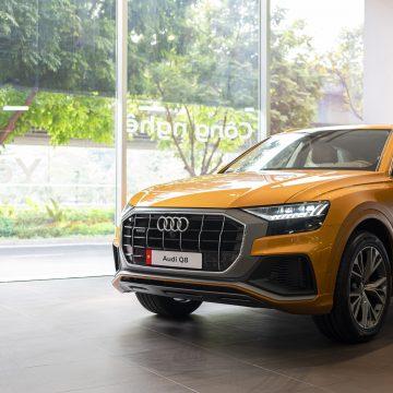 Audi Q8 mới đã sẵn sàng giao tại Việt Nam