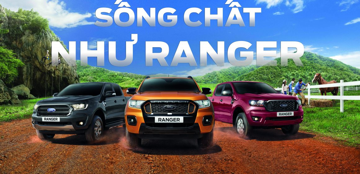 """""""Live The Ranger Life"""" – Tôn Vinh Sức Mạnh Và Lối Sống """"Chất"""" Của Chủ Xe Ranger"""