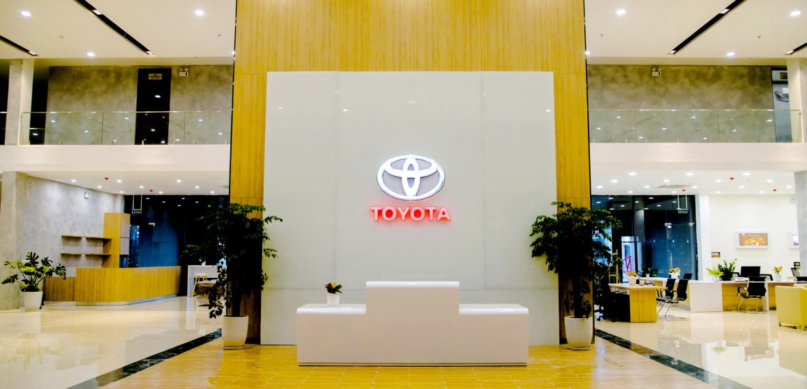 Toyota Việt Nam mở rộng hệ thống đại lý  Ra mắt Toyota TNG Hòa Bình