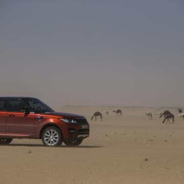 Range Rover Sport cán mốc chiếc xe thứ 1.000.000