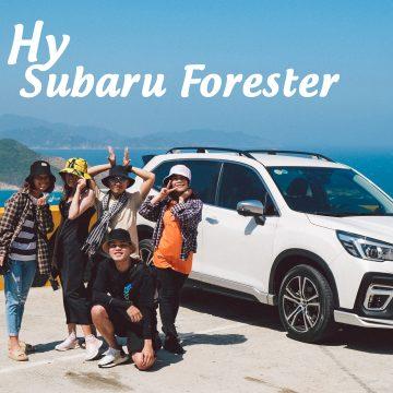 """Về """"miền cát trắng"""" Bình Thuận – Ninh Thuận cùng Subaru Forester"""