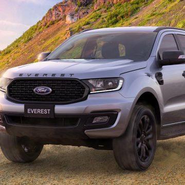 Với 1,112 tỷ đồng bạn sẽ chọn  Ford Everest Sport mới?