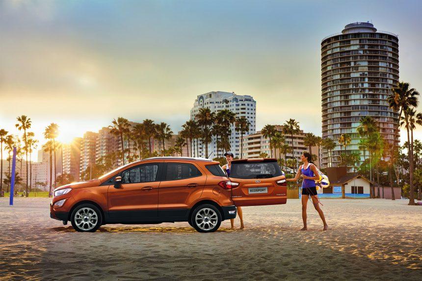 Với Ford EcoSport mọi trải nghiệm đều trở nên thân thiện và thực dụng