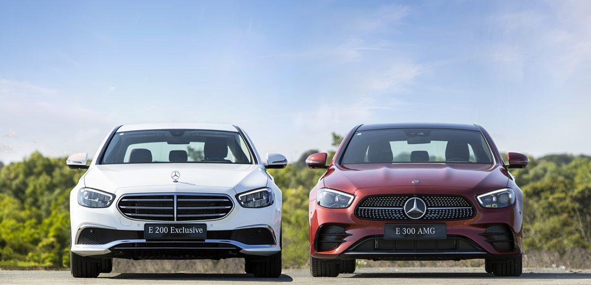 Chính thức ra mắt Mercedes-Benz E-Class 2021, giá từ 2,31 tỷ đồng