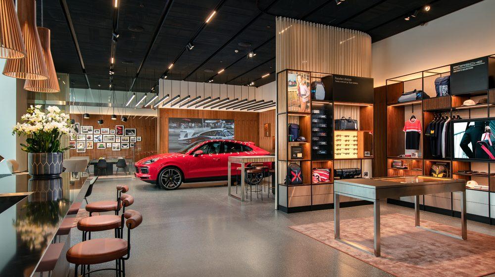 Porsche Studio chính thức được ra mắt tại Hà Nội