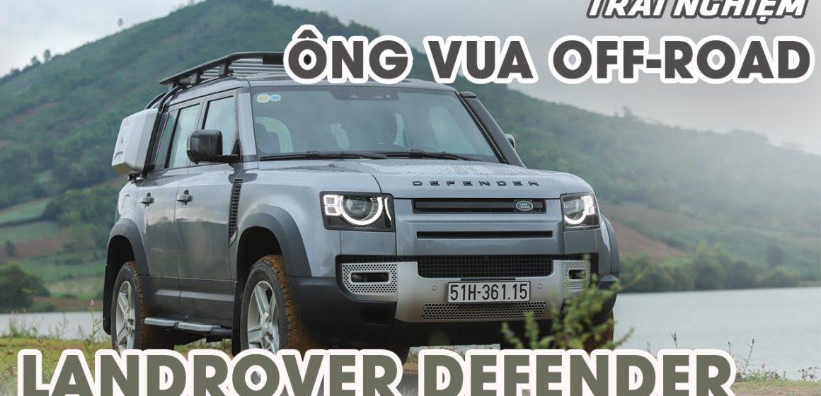 Chi tiết huyền thoại off-road Land Rover Defender 2020, giá từ 3,855 tỷ đồng