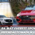 Ford Việt Nam ra mắt Everest Sport 2021, Huyndai Sonata N Line đời mới cập bến thị trường Úc
