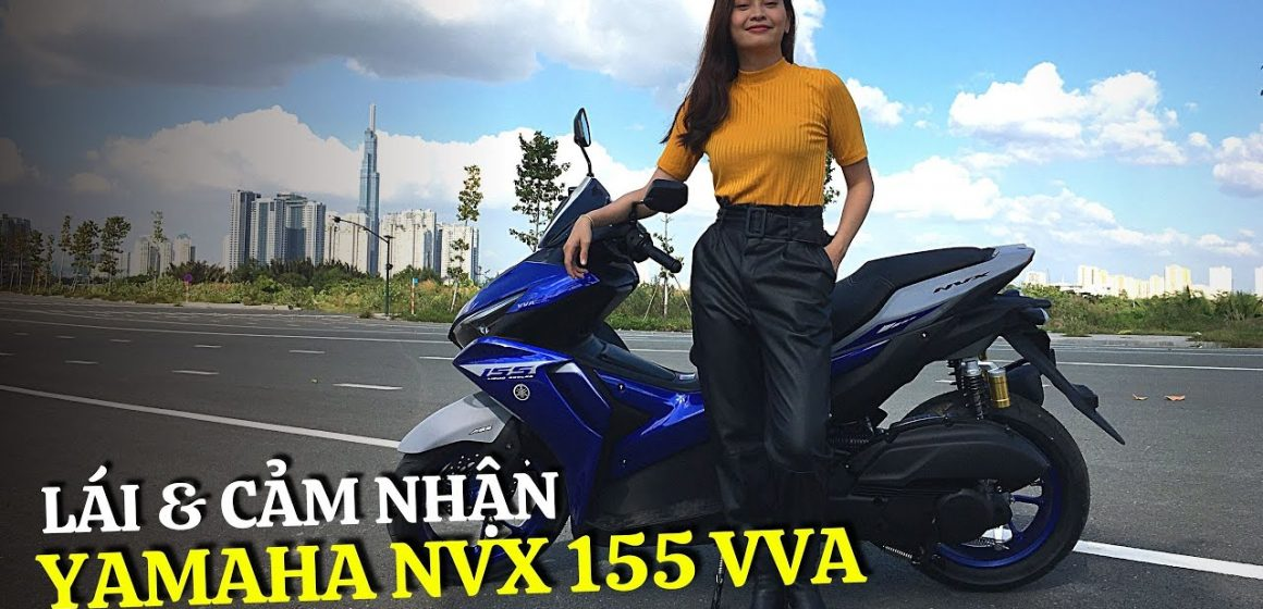Với giá 53 triệu đồng, Yamaha NVX 155 VVA mới có gì hấp dẫn?