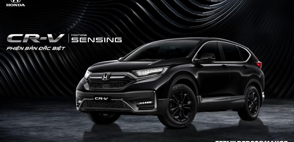Ra mắt phiên bản đặc biệt Honda CR-V LSE, giá 1,138 tỷ đồng