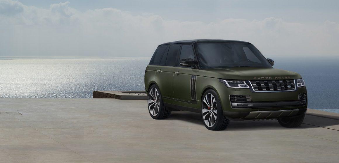 Ra mắt chiếc Range Rover đỉnh cao nhất, SVAutobiography Ultimate