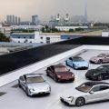 Bàn giao những chiếc Porsche Taycan đầu tiên đến khách hàng Việt Nam