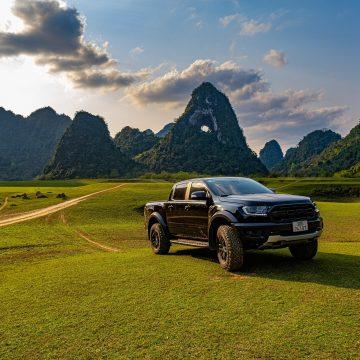 Ford Ranger Raptor: Vừa chinh phục địa hình, vừa đảm bảo sự thoải mái