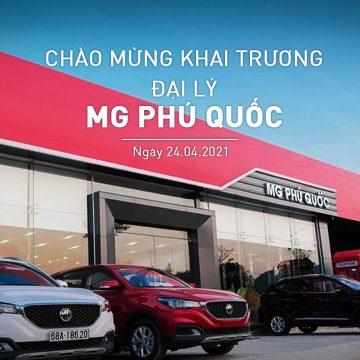 MG Việt Nam mở rộng hệ thống phân phối ở cả ba miền
