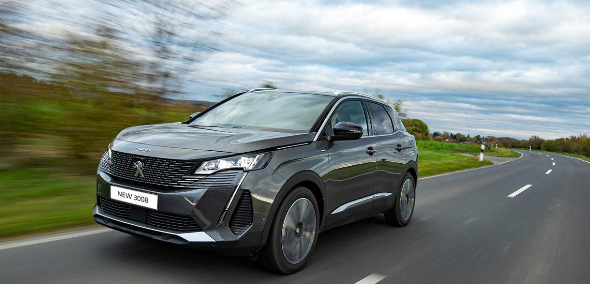 Giới thiệu New Peugeot 3008, giá từ 989 triệu đồng