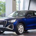 Chính thức ra mắt Audi Q2 mới – Mẫu SUV thể thao, nhỏ gọn, đầy mạnh mẽ