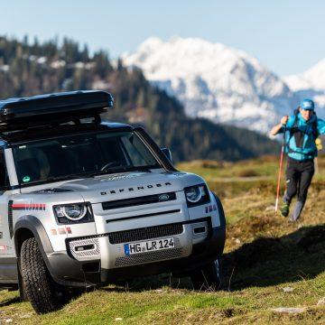 Land Rover Defender hỗ trợ cuộc đua  mạo hiểm khắc nghiệt nhất thế giới
