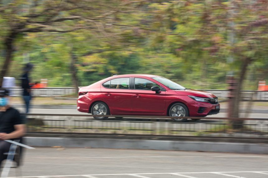 Honda City đóng góp 41% doanh số ô tô của Honda Việt Nam trong tháng 5/2021