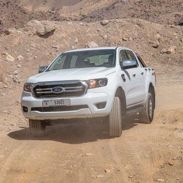 Bí quyết giúp các chủ xe tự tin thách thức mọi giới hạn địa hình cùng Ford Ranger