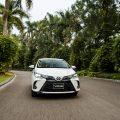 Vios giữ vị trí số 1 doanh số trong phân khúc sedan hạng B trong tháng 5.2021