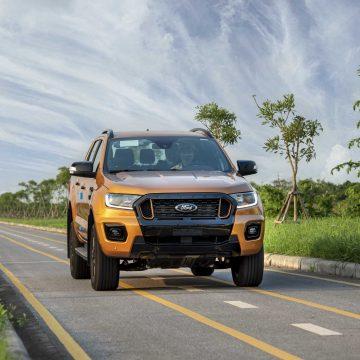 10 điều thú vị về Ford Ranger