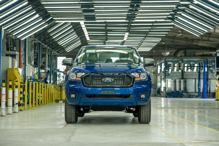 Ford Ranger Việt Nam chính thức xuất xưởng, đánh dấu 20 năm có mặt tại Việt Nam