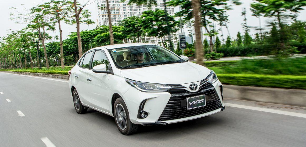 Toyota Việt Nam công bố thành tựu nửa đầu năm 2021