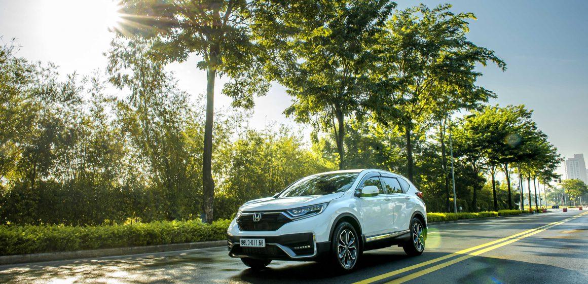 CR-V vẫn là mẫu xe bán chạy nhất của Honda Việt Nam trong tháng 8.2021