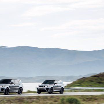 Những phân cảnh táo bạo của Range Rover Sport Svr trong phim James Bond mới