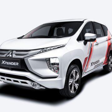 Giới thiệu Mitsubishi Xpander phiên bản đặc biệt. Tăng trang bị, giá không đổi