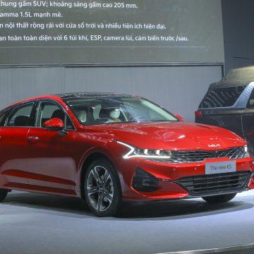 Kia Sonet và Kia K5 dự kiến sẽ về Việt Nam trong tháng 11/2021