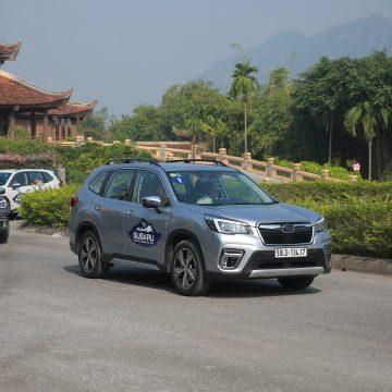 Tháng 10/2021: Subaru ưu đãi hơn 200 triệu đồng khi mua Forester