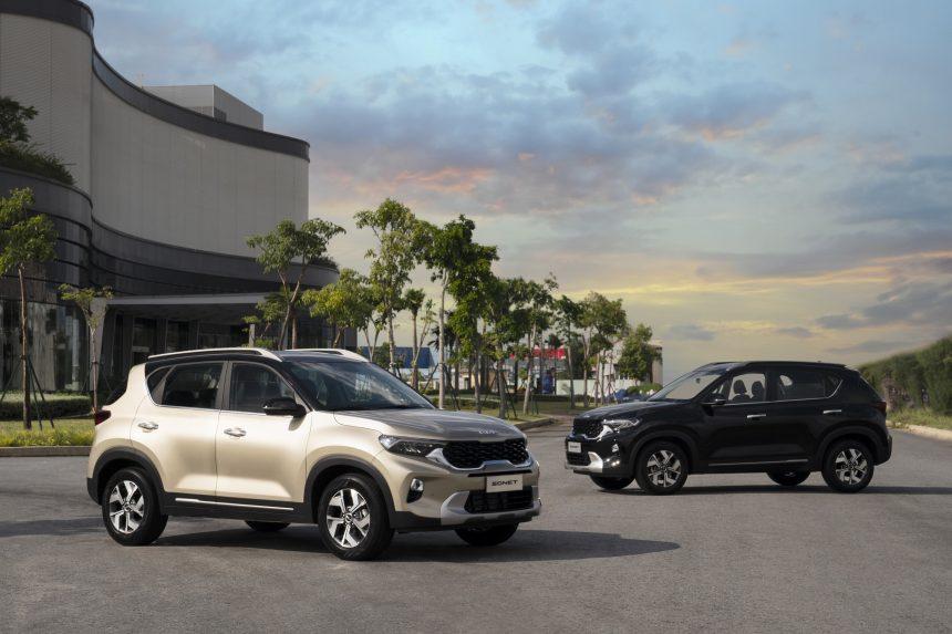 Thaco chốt giá mẫu SUV đô thị – Kia Sonet từ 499 triệu đồng
